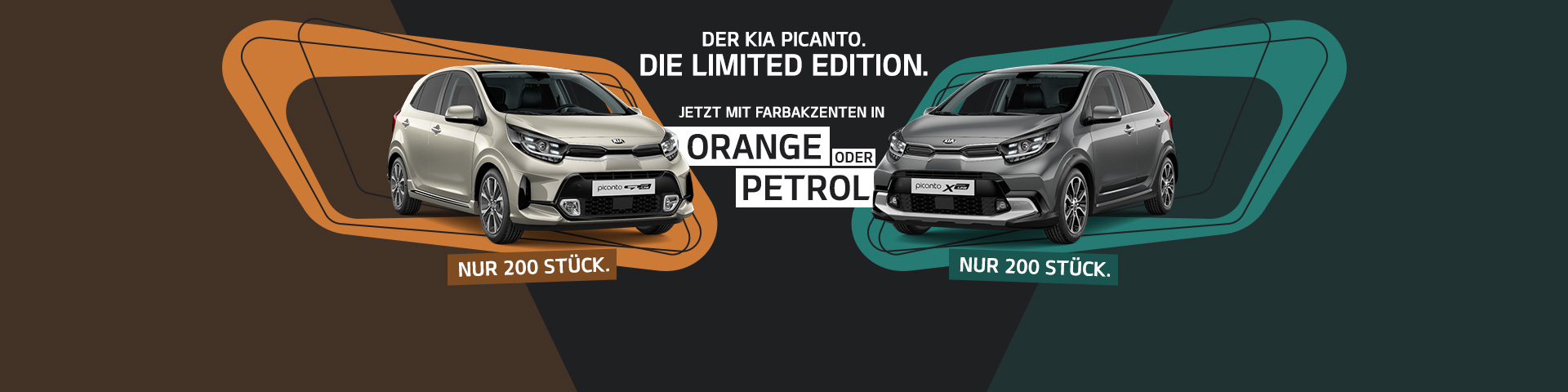 Kia Picanto Limited Edition - GT Line - X-Line